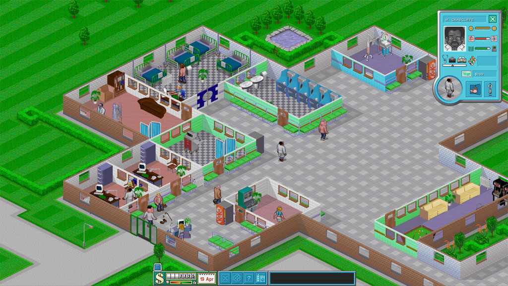 Theme hospital download free gog pc games.